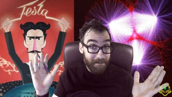 Extraterrestres nos adiestran con los círculos… ¡de Nikola Tesla!