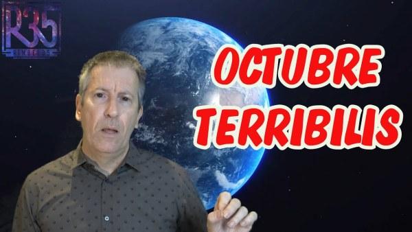 ALGO TERRIBLE Pasará en OCTUBRE: Predice Jordan Maxwell