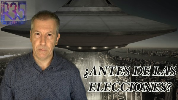 ¿LA VAN A LIAR FUERTE con una Falsa INVASIÓN Alienígena ANTES de las Elecciones?