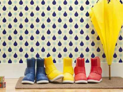 botas para dias de chuva