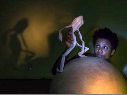 espetáculo infantil de Lázaro Ramos