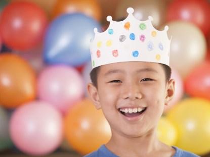 aniversário do seu filho