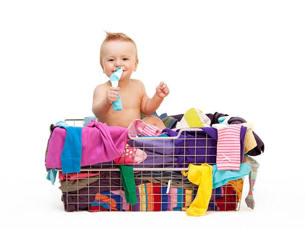 bebe lavanderia roupinhas