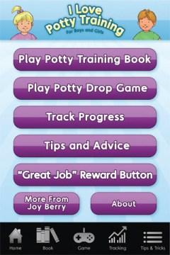 i love potty training