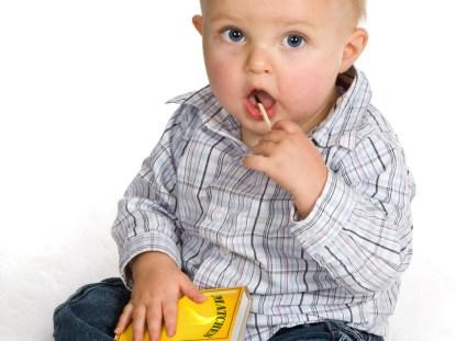O que fazer se o seu bebê engasgar