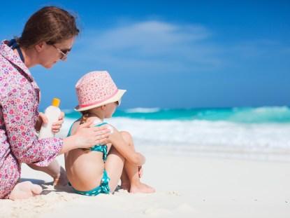 Dicas para proteger o seu filho do sol