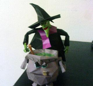 banjo-kazooie-gruntilda-dingpot-papercraft