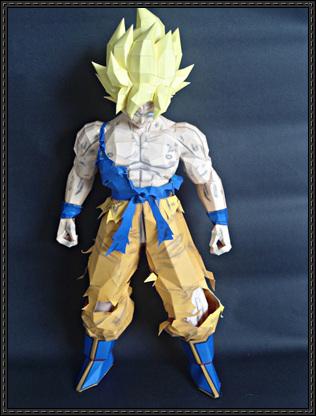 Dragon-Ball-Damaged-Super-Saiyan-Goku