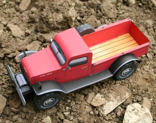 Dodge-Power-Wagon-Paper-Model