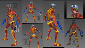 Eddie Cyborg