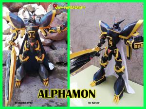 Alphamon