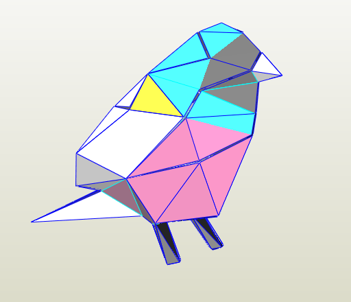 Ave Lowpoly