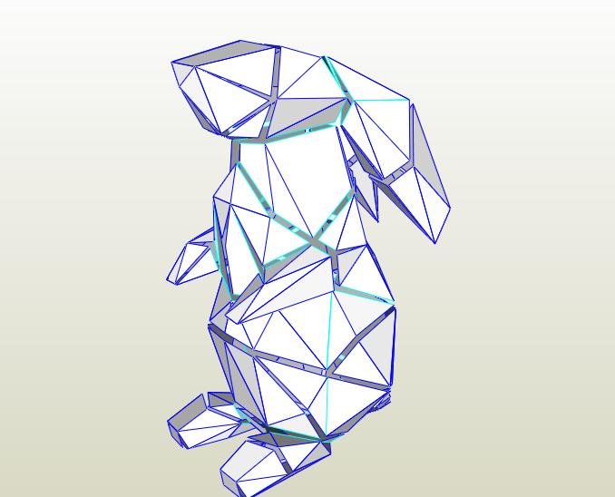 Conejo LowPoly