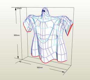 Fantasma papercraft