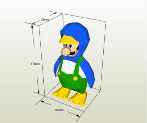 Luigi Pingüino
