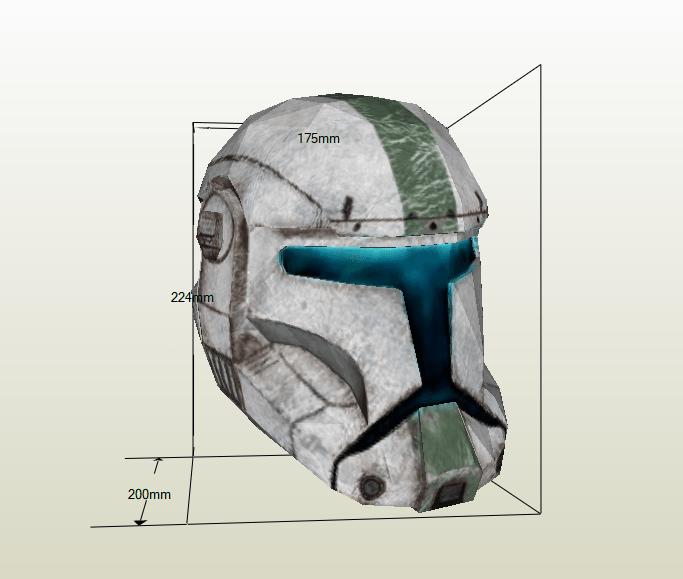 Republic Comando Clone Trooper