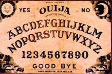 tabla ouija espiritismo