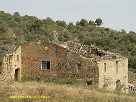 pueblos malditos españoles - Rocafort