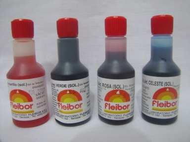 Colorante líquido