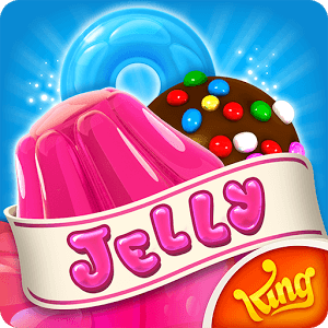 Candy Crush Jelly Saga APK MOD