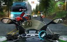 Moto Traffic Race 2 APK MOD imagen 2