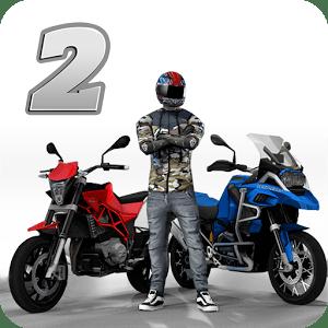Moto Traffic Race 2 APK MOD