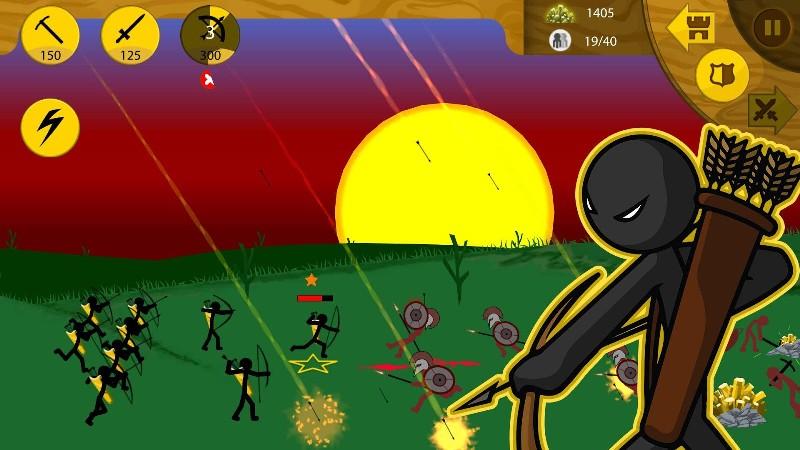 Stick War Legacy APK MOD imagen 2
