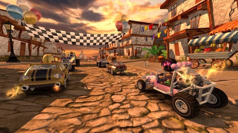 Beach Buggy Racing APK MOD imagen 1