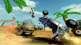 Beach Buggy Racing APK MOD imagen 4