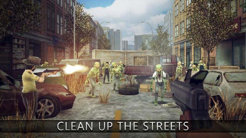 Last Hope Sniper - Zombie War APK MOD imagen 5