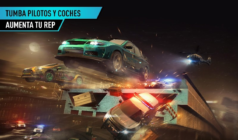 Need for Speed™ No Limits APK MOD imagen 4