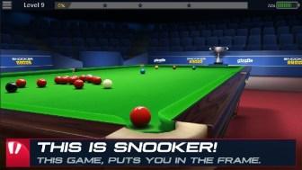 Snooker Stars APK MOD imagen 1