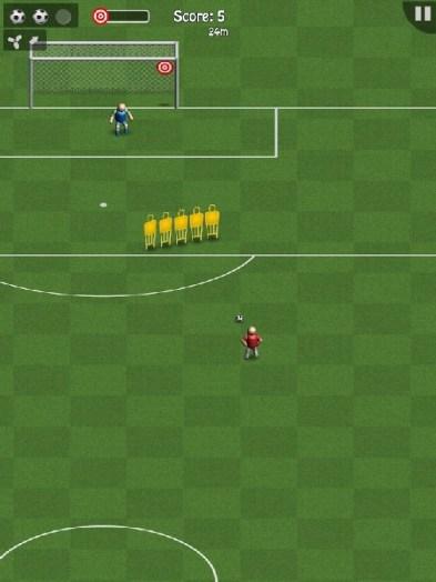 Soccer - Top Scorer 2 APK MOD imagen 5