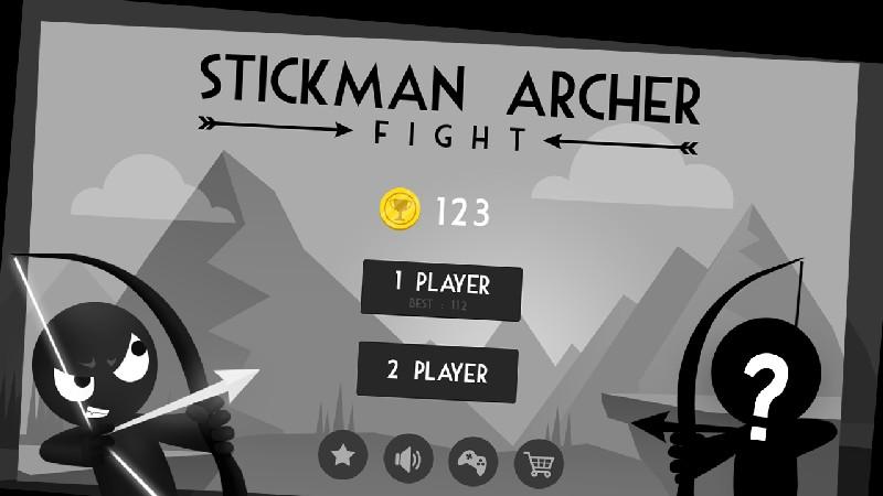 Stickman Archer Fight APK MOD imagen 1