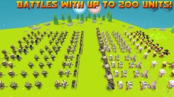 Tactical Battle Simulator APK MOD imagen 2