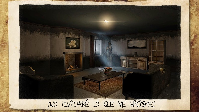 The Fear Creepy Scream House APK MOD imagen 3