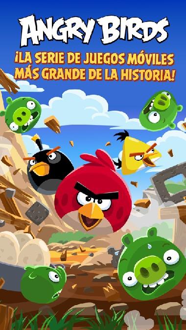 Angry Birds APK MOD imagen 1