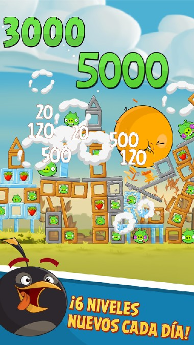 Angry Birds APK MOD imagen 5