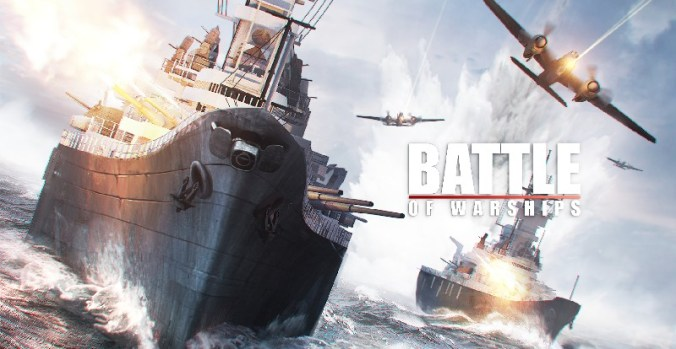 Battle of Warships APK MOD imagen 5