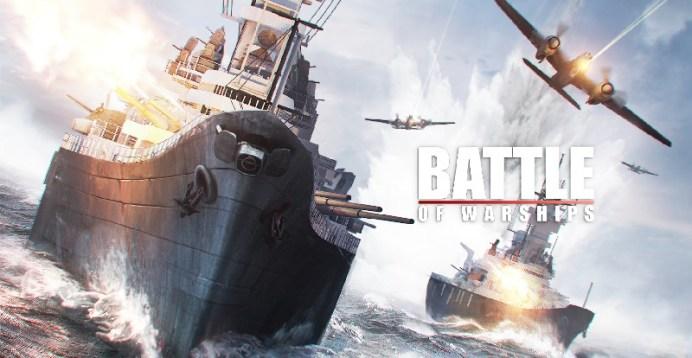 Battle of Warships APK MOD imagen 5