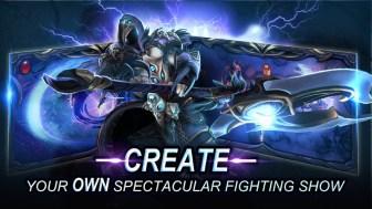 Bladebound hack and slash RPG APK MOD imagen 2