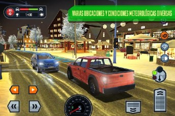 Car Driving School Simulator APK MOD imagen 4