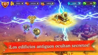 Cradle of Empires APK MOD imagen 4