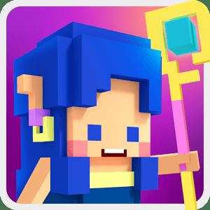 Cube Knight: Battle of Camelot APK MOD