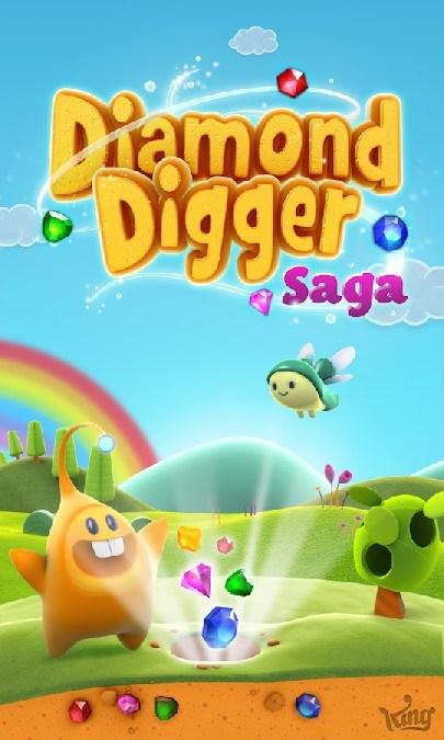 Diamond Digger Saga APK MOD imagen 5