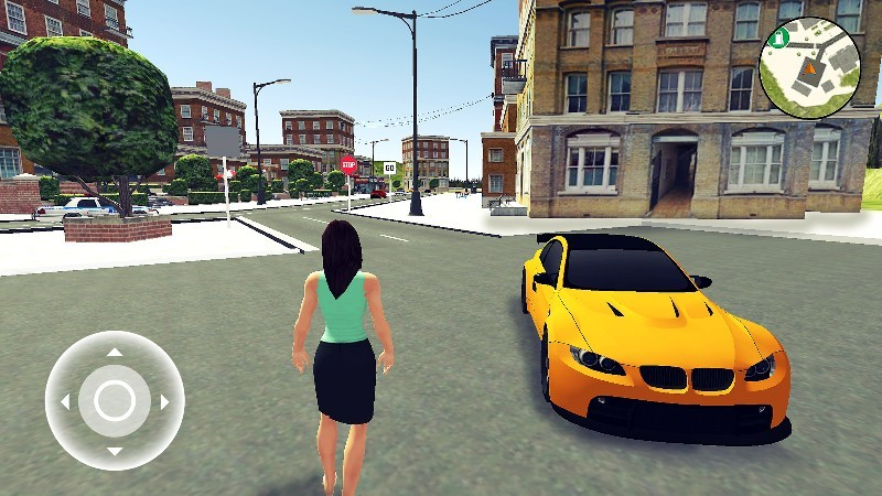 Driving School 3D APK MOD imagen 2