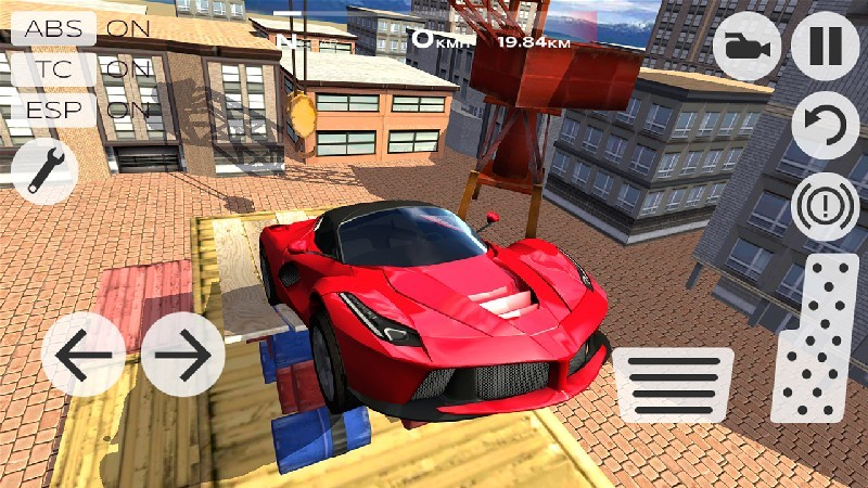 Extreme Car Driving Simulator APK MOD imagen 4
