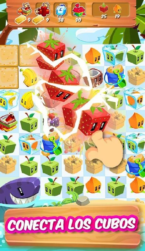Juice Cubes APK MOD imagen 1