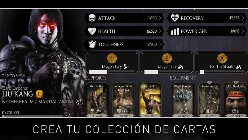 🥇 Mortal Kombat X APK MOD v2 2 0 - MundoPerfecto APK