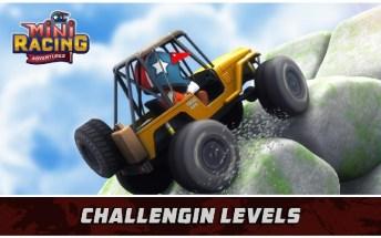 Mini Racing Adventures APK MOD imagen 4